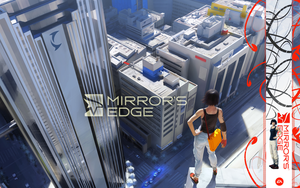 Mirrors Edge by phantomazu