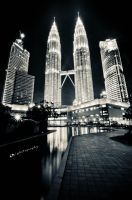 KLCC by vLixoz