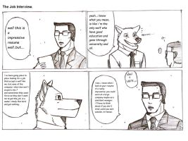 The Job Interview by topgae86turbo