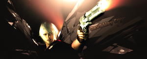 Devil May Cry Sig by mrccreativo