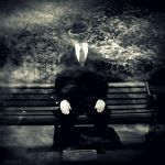 Invisible man by lostknightkg