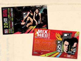 MIXHELL POPCARD by absintho
