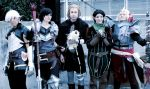 Dragon Age 2 by SilverEyedPsycho