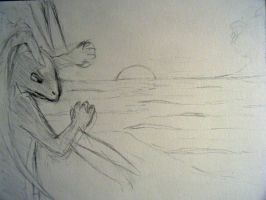 New Resolve - Uncolored - by Gorsecloud