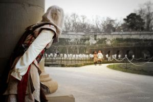 Assassins Creed - Ezio: looking for ... by enricogolias