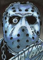 Slasher Series - Jason Vorhees by colemunrochitty