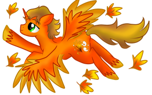 CAC November Contest:.Autumn Wave by SirGalahadBW