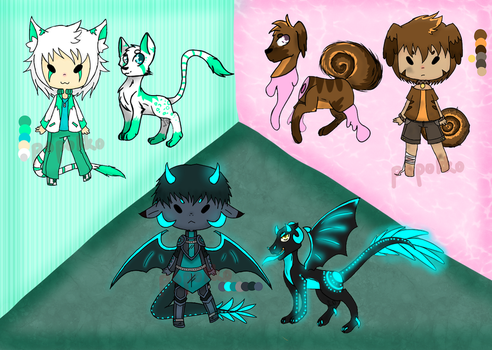 {21-23} Collab Adopts Auction {CLOSED} by Popokko