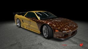 Acura NSX - 2 Fast 2 Furious by OutcastOne