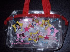 Sailor Moon tote bag side B by KittyChanBB