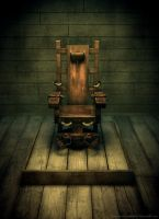Electric chair by DeargRuadher