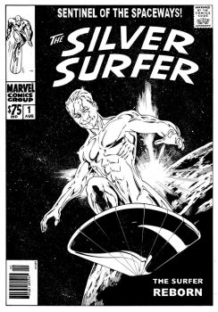 Silver Surfer by MiG-05