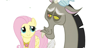 Discord and Shy 2 by Japple-Ack