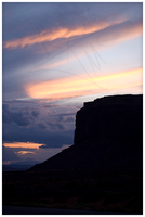 Monument Valley Utah Sunset 3 by Pyratn