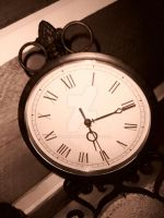 Clock. by Nlink10