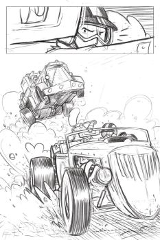 Clementine Hetherington Page 04 pencils by Douglasbot