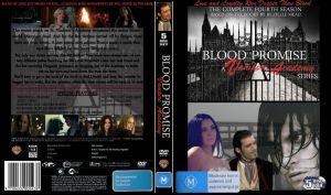 Blood Promise Dvd Cover by R0SEHATHAWAY