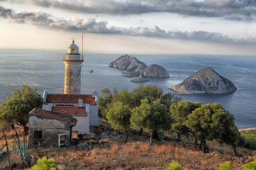Gelidonya Lighthouse 11 by bodrumsurf