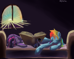Sleepover by HolyAndrew