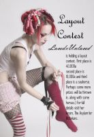 howrse layout contest banner by LacedxUnlaced