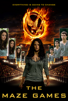 The Maze Games (THG and TMR Crossover) by XEzeX