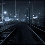 Ghost Railway by Val-Faustino