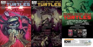 IDW Teenage Mutant Ninja Turtles 36 by mytymark