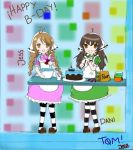 Cooking with Dani-chan !! by jessdianajess