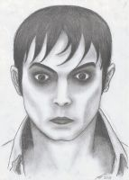 Barnabas Collins by michelleable