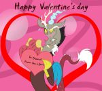 kinky Valentine letters by icelion87