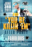 Fabolous Flyer by AnotherBcreation
