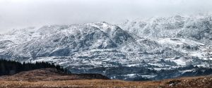 Mountain scene by CharmingPhotography