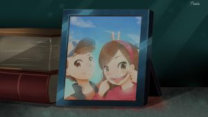 Gravity Falls - Dipper and Mabel by LucidDreamer2