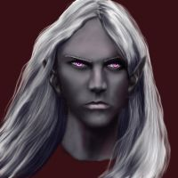 Louise's Drow by littlegoblet