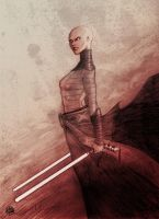 Asajj Ventress by Protokitty