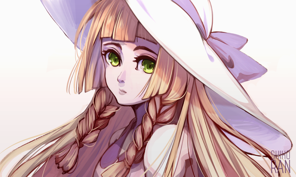 Lillie by shihoran