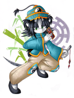 Commission: Mao Zheng by Chibi-Nuffie