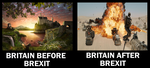 Britain Before and After by Party9999999