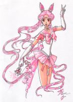 Super Sailor Pinkmoon by Artema