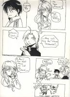 FMA--Roy's Worst Enemy by StephODell