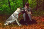 Taming the Wolf by Aleke