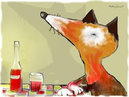 The French Fox by altergromit