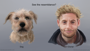 See the resemblance? by FlorideCuts