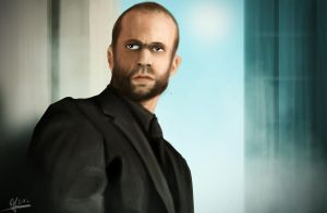 Jason Statham by O-five
