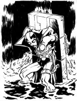 Mister Miracle by gianmac