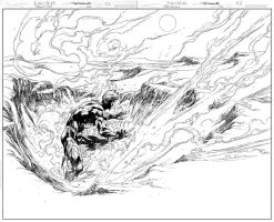 AQUAMAN Issue 05 Page 02 and 03 by JoePrado2010