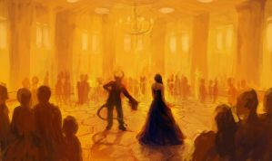Dance With The Devil by choboroy