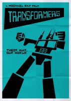 60's style Transformers by yetixx