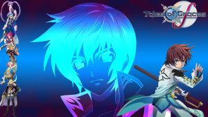 Lucky 7: Tales of Graces - Asbel by MrJechgo