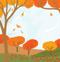Autumn Scene by angiers